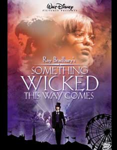 Something Wicked This Way Comes - Disney DVD