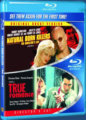 True Romance / Natural Born Killers - Blu-Ray Set
